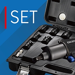 Air Wrench & Impact Socket Set