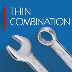 Thin Combination Wrench