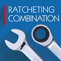 Ratcheting Combination Wrench