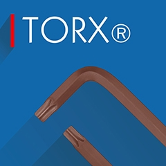 Hex Wrench  - TORX® Tamperproof