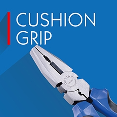 Cushion Grip Pliers