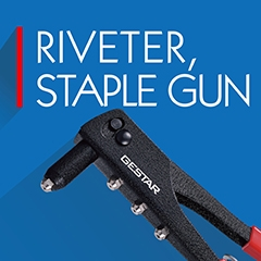 Riveter & Staple Gun