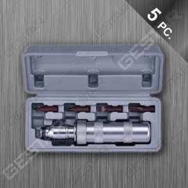 5 Pc. Impact Driver Set with Bits