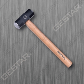 Sledge Hammer with Hard Wood Handle