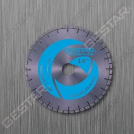 Segmented Cutting Blades