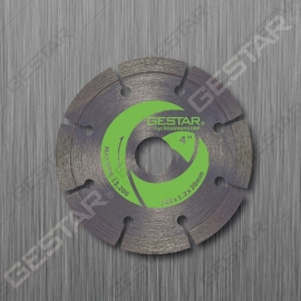 Segmented (Dry) Cutting Blades