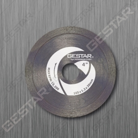 Continuous Rim (Wet) Cutting Blades